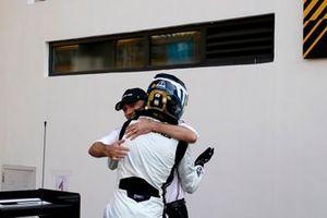 #999 Mercedes-AMG Team GruppeM Racing Mercedes AMG GT3: Raffaele Marciello with Stefan Wendl, AMG