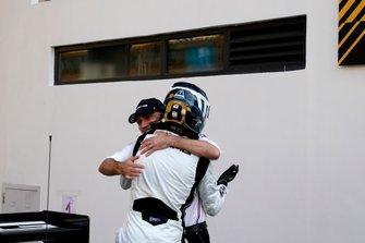 #999 Mercedes-AMG Team GruppeM Racing Mercedes AMG GT3: Raffaele Marciello con Stefan Wendl, AMG