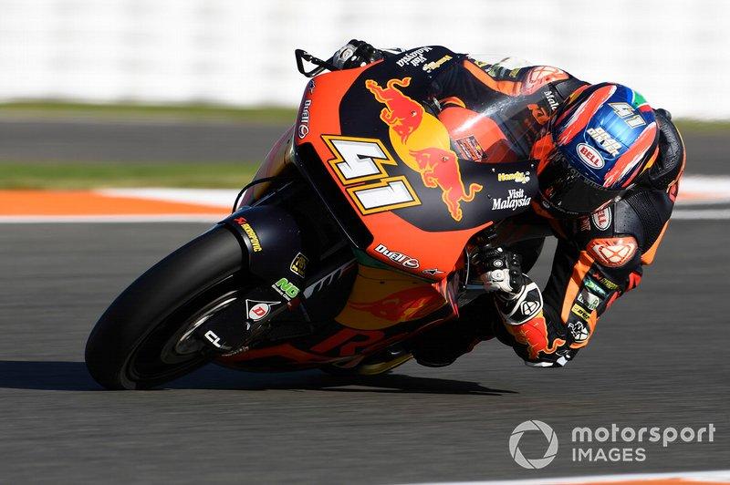 Brad Binder - 2º Moto2