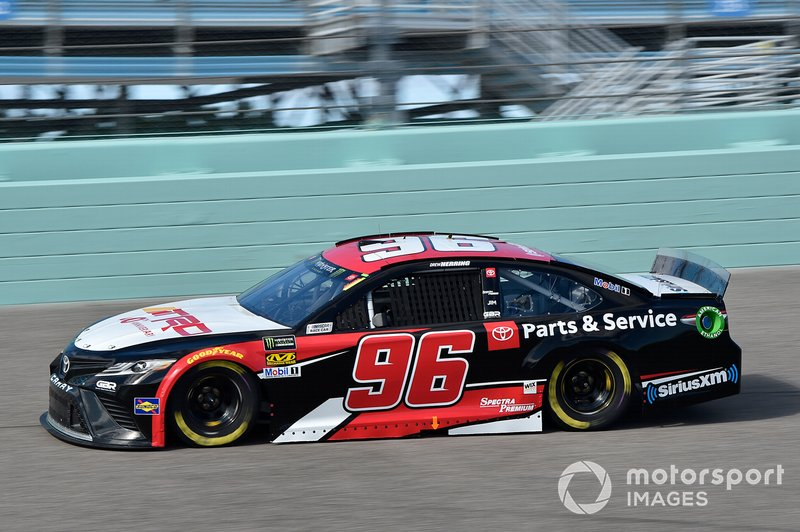 Drew Herring, Gaunt Brothers Racing, Toyota Camry TRD 40th Anniversary