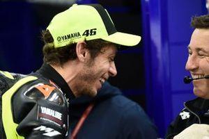 Valentino Rossi, Yamaha Factory Racing, Briggs