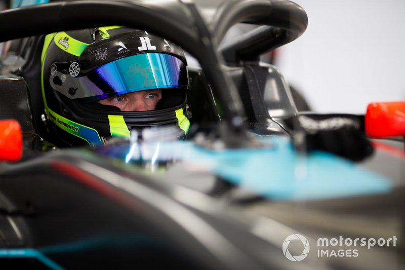 Linus Lundqvist, HWA RACELAB