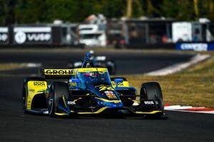 Colton Herta, Andretti Autosport w/ Curb-Agajanian Honda