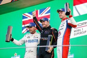 Podium AM: Aaron Mason, Pierre Martinet by Almeras, Nicolas Misslin, Lechner Racing Middle East, Roar Lindland , Racing by Huber