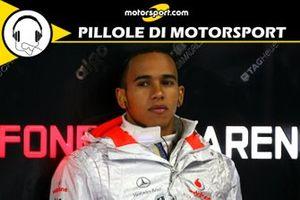 Pillole di Motorsport: Hamilton 2007