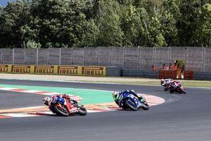 Alvaro Bautista, Team HRC, Marvin Fritz, IXS-YART Yamaha
