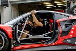 #71 Inception Racing Ferrari 488 GTE EVO LMGTE Am