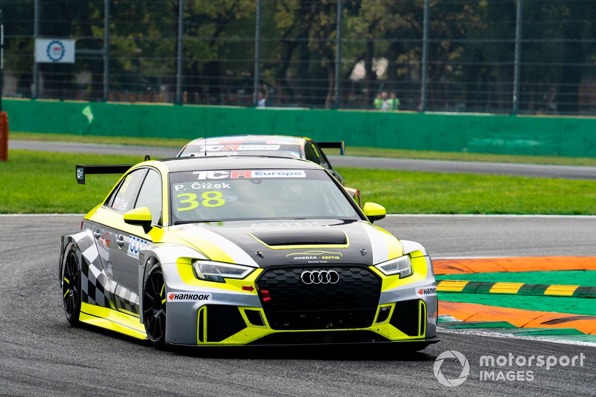 Petr Čížek, Horňak-Aditis Racing Team, Audi RS 3 LMS TCR