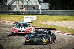 #57 Winward Racing Mercedes-AMG GT3: Russell Ward, Mikael Grenier