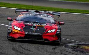 #33 Bonaldi Motorsport, Lamborghini Huracan ST Evo: Daan Pijl, Danny Kroes
