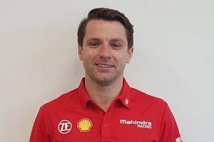 Jordan King, Pilote de simulateur et de développement Mahindra