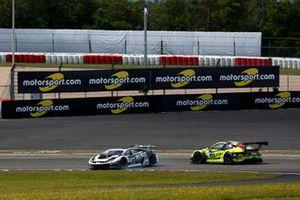 Esmee Hawkey, T3-Motorsport Lamborghini Huracan Evo GT3, Michael Ammermüller, SSR Performance, Porsche 911 GT3-R