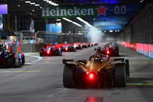 Start der Formel E 2021 in London
