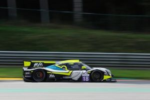 #18 1 Aim Villorba Corse Ligier JS P320 - Nissan LMP3, Alessandro Bressan, Andreas Laskaratos, Damiano Fioravanti
