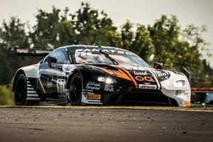 #97 Oman Racing Aston Martin Vantage AMR GT3: Ahmad Al Harthy, Charlie Eastwood, Giacomo Petrobelli