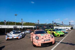 Porsche tentoonstelling