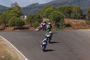 Jules Cluzel, GMT94 Yamaha, Dominique Aegerter, Ten Kate Racing Yamaha, Raffaele De Rosa, Orelac Racing VerdNatura