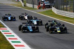 Dan Ticktum, Carlin, Roy Nissany, Dams, Richard Verschoor, MP Motorsport