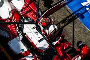 #20 High Class Racing Oreca 07 - Gibson LMP2 of Dennis Andersen, Ricky Taylor, Marco Sorensen
