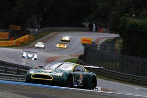#27 Aston Martin DBR9: Nikolaus Ditting