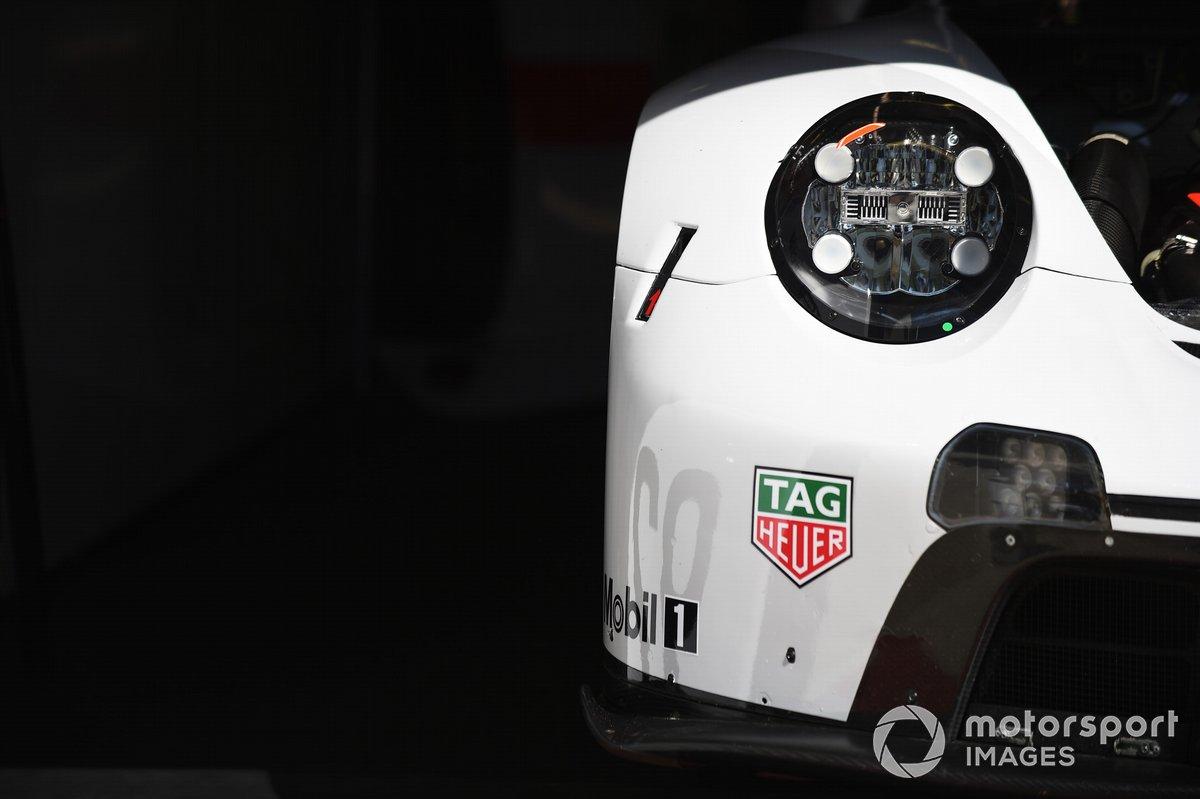 #91 Porsche GT Team Porsche 911 RSR - 19 LMGTE Pro, Gianmaria Bruni, Richard Lietz, Frederic Makowiecki, detail