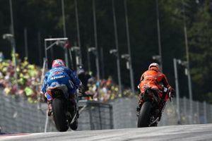Alex Rins, Team Suzuki MotoGP, Iker Lecuona, KTM Tech 3