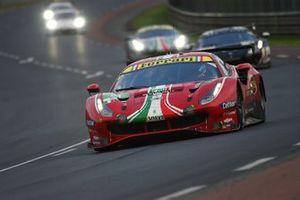 #51 AF Corse Ferrari 488 GTE EVO LMGTE Pro, Alessandro Pier Guidi, James Calado, Côme Ledogar
