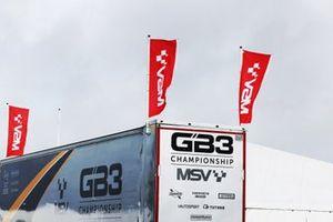 GB3 paddock
