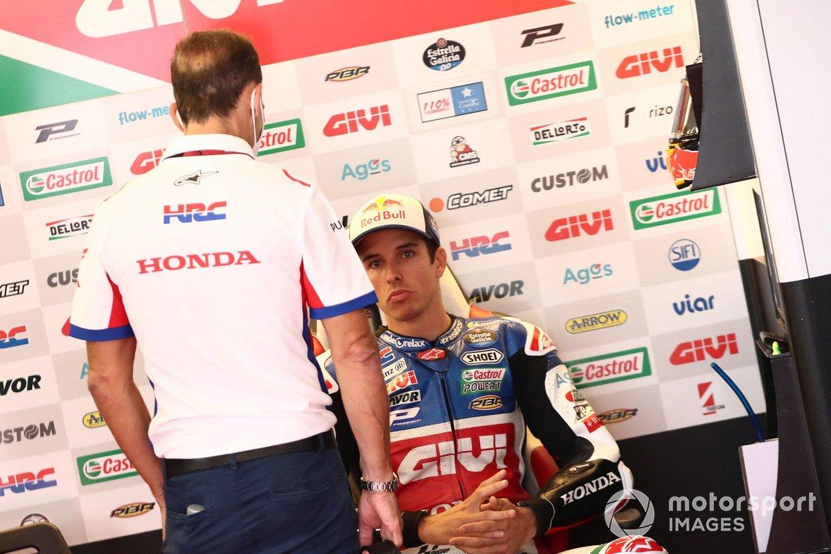Alberto Puig, Repsol Honda Team Team Principal, Alex Marquez, Team LCR Honda