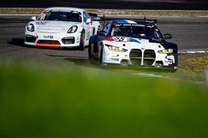 #55 BMW Motorsport BMW M4 GT3: Philipp Eng, Augusto Farfus