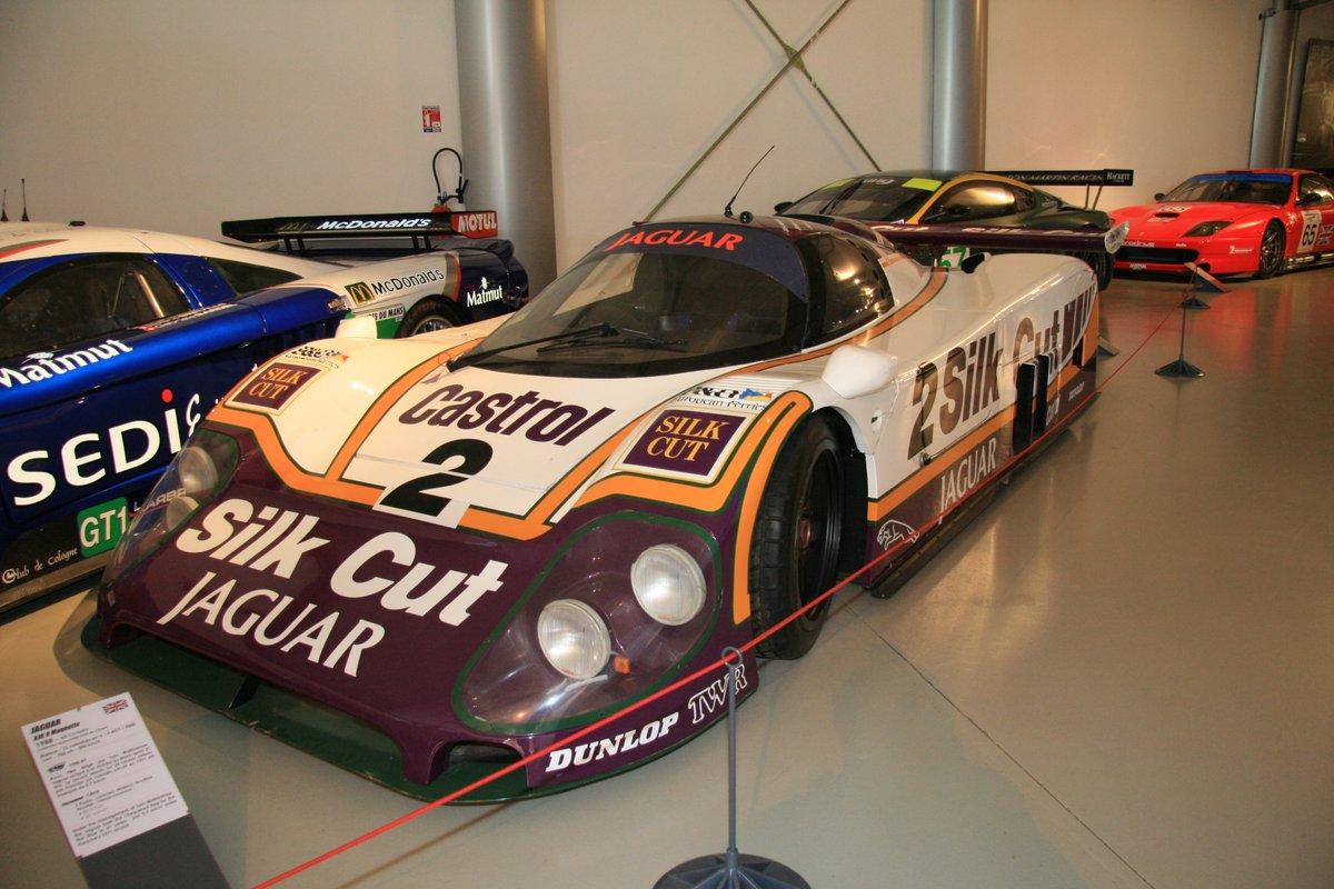 1988年:ジャガー XJR9 マケット(Jaguar XJR 9 Maquette)