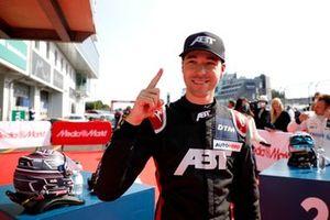 Le poleman Kelvin van der Linde, Abt Sportsline