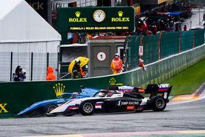 Victor Martins, MP Motorsport, Alexander Smolyar, ART Grand Prix