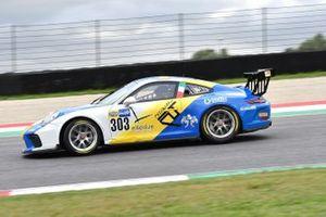 #303 Tsunami R.T., Porsche 911 GT3 Cup: Gianmarco Levorato