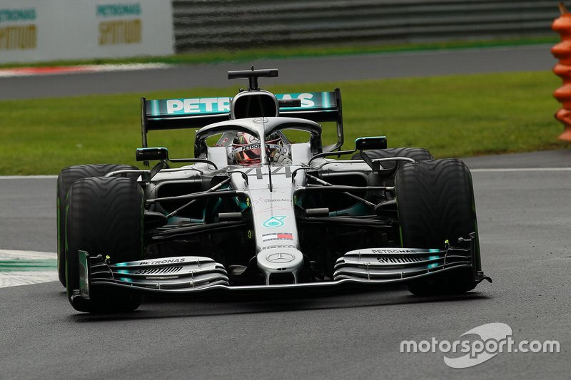 Lewis Hamilton – Q3