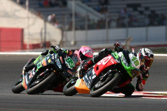 Manuel Gonzalez, Kawasaki Ana Carrasco, Provec Racing