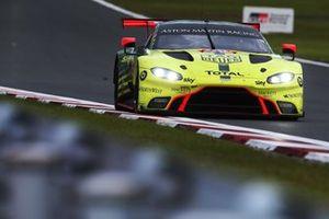 Пол Далла-Лана, Даррен Тёрнер и Росс Ганн, Aston Martin Racing, Aston Martin Vantage AMR (№98)