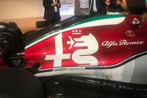 Livrea tricolore dell'Alfa Romeo