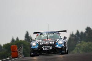 #123 Porsche 911 GT3 Cup: Marcel Hoppe, Moritz Kranz, Peter Terting
