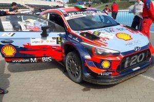Craig Breen, Paul Nagle, Hyundai i20 Coupe WRC