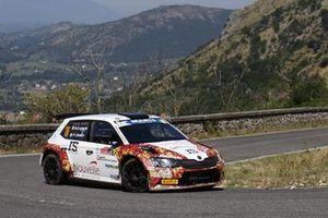 Andrea Crugnola, Pietro Ometto, Skoda Fabia R5, Gass Racing