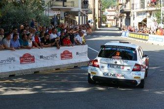 Андреа Круньола и Пьетро Элиа Ометто, Gass Racing, Skoda Fabia R5