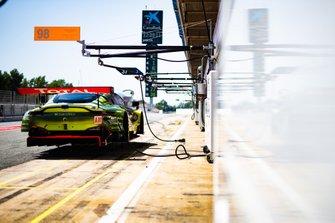 Пол Далла-Лана, Aston Martin Racing, Aston Martin Vantage AMR (№98)