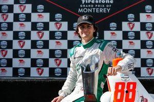 1. Colton Herta, Harding Steinbrenner Racing Honda