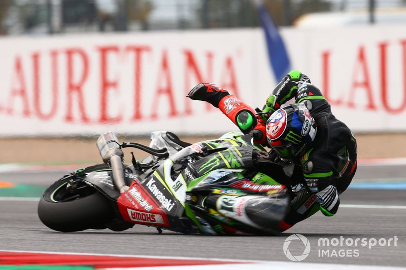 Incidente di Leon Haslam, Kawasaki Racing Team