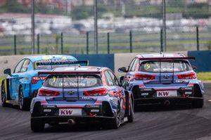 Габриэле Тарквини и Норберт Михелис, BRC Hyundai N Squadra Corse, Hyundai i30 N TCR