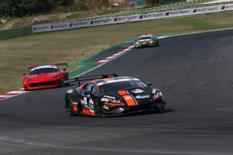 #102 Lamborghini Huracan SuperTrofeo GT Light, Antonelli Motorsport: Cristoni-Michelotto-Skaras