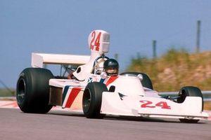 James Hunt, Hesketh 308 Ford
