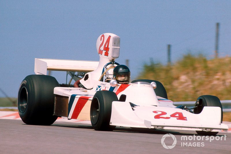 James Hunt, Hesketh 308 Ford