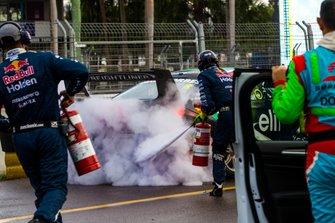 Nick Percat, Brad Jones Racing Holden Commodore